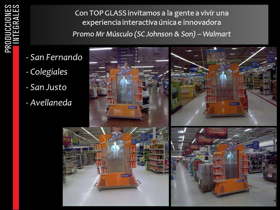 - San Fernando - Colegiales - San Justo - Avellaneda