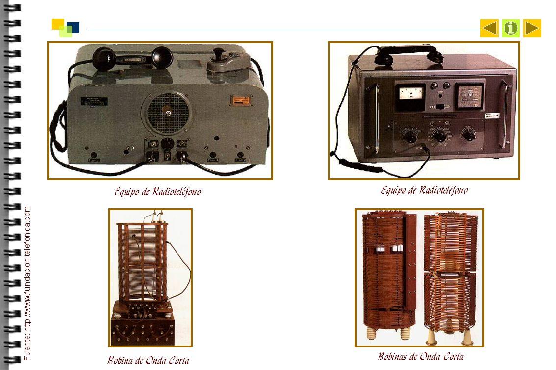 Equipo de Radioteléfono Equipo de Radioteléfono