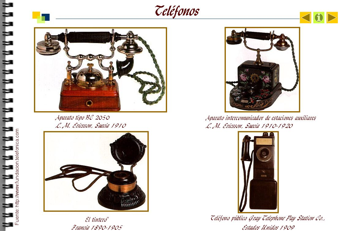 Teléfono público Gray Telephone Pay Station Co.,