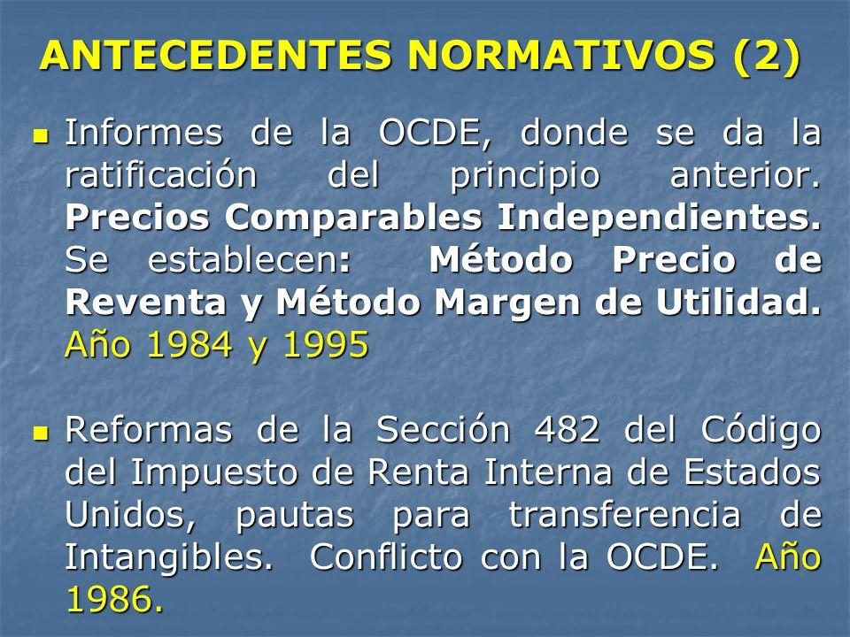 ANTECEDENTES NORMATIVOS (2)