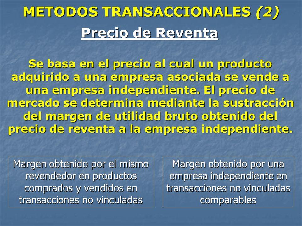 METODOS TRANSACCIONALES (2)
