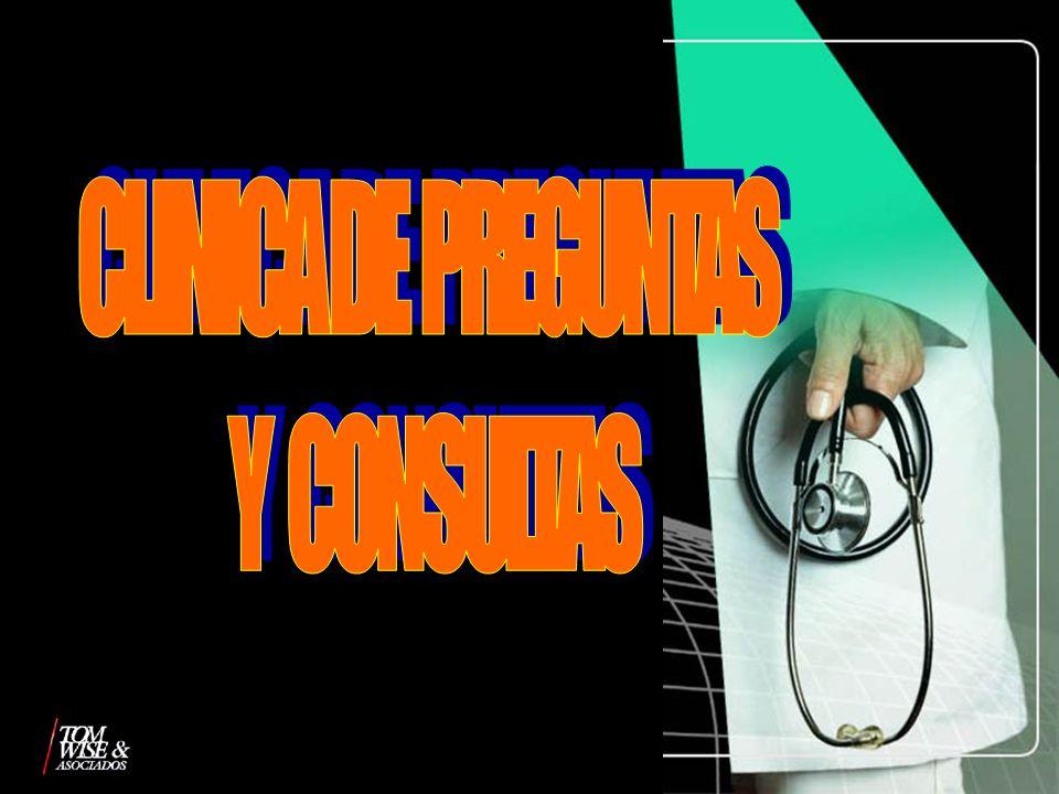 CLINICA DE PREGUNTAS Y CONSULTAS