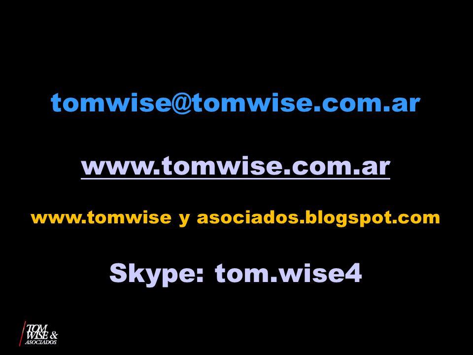 www.tomwise y asociados.blogspot.com