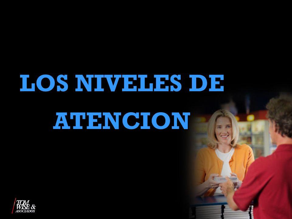 LOS NIVELES DE ATENCION