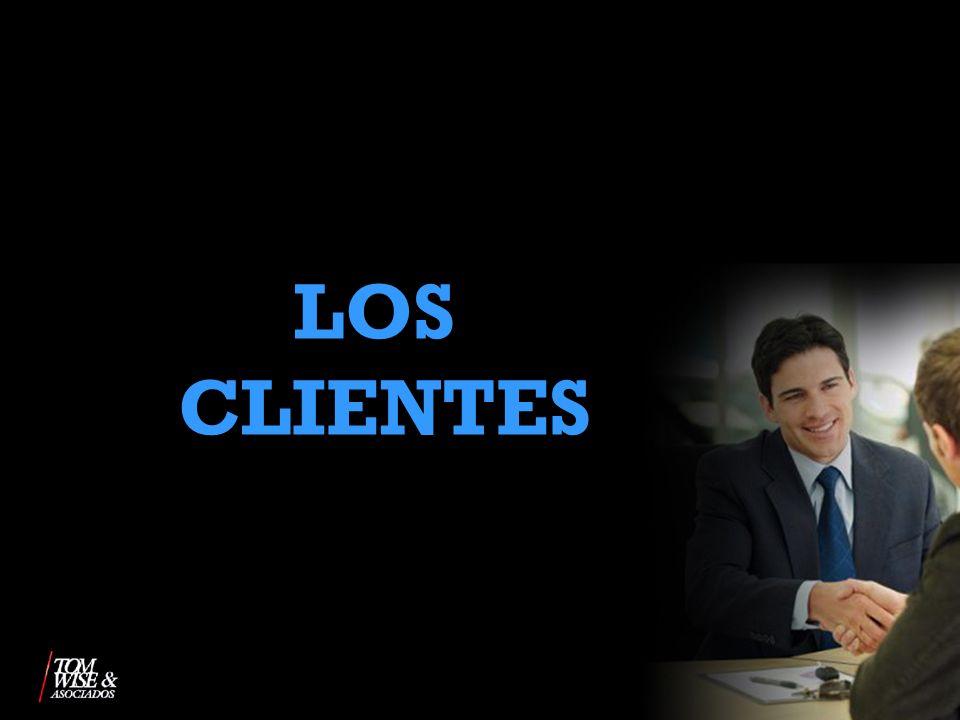 LOS CLIENTES