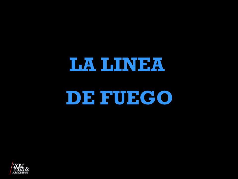 LA LINEA DE FUEGO