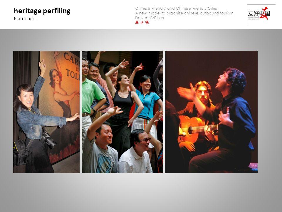 heritage perfiling Flamenco