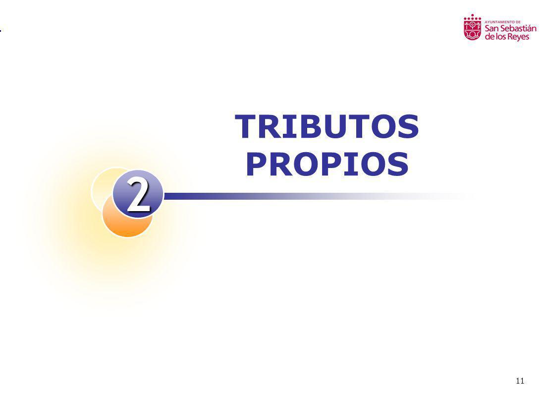 TRIBUTOS PROPIOS 2