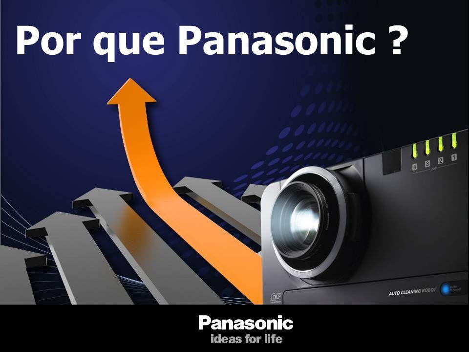 Por que Panasonic