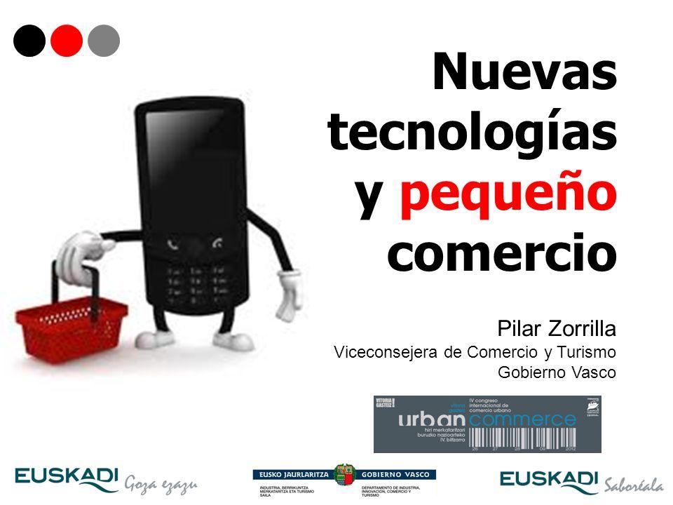 Nuevas tecnologías y pequeño comercio