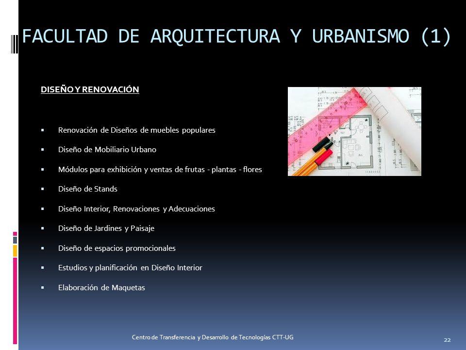 FACULTAD DE ARQUITECTURA Y URBANISMO (1)