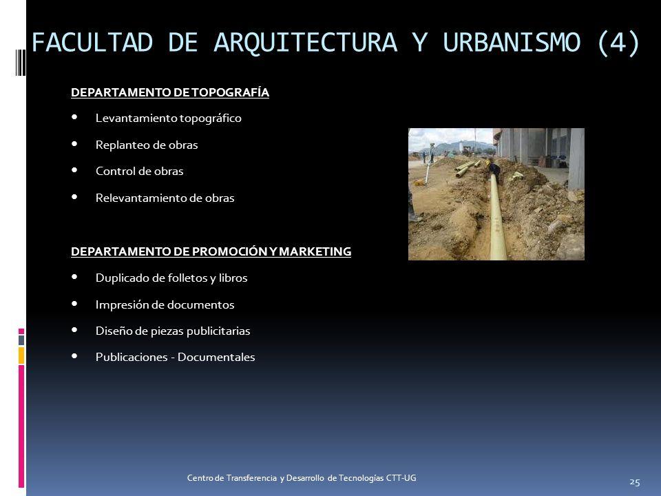 FACULTAD DE ARQUITECTURA Y URBANISMO (4)