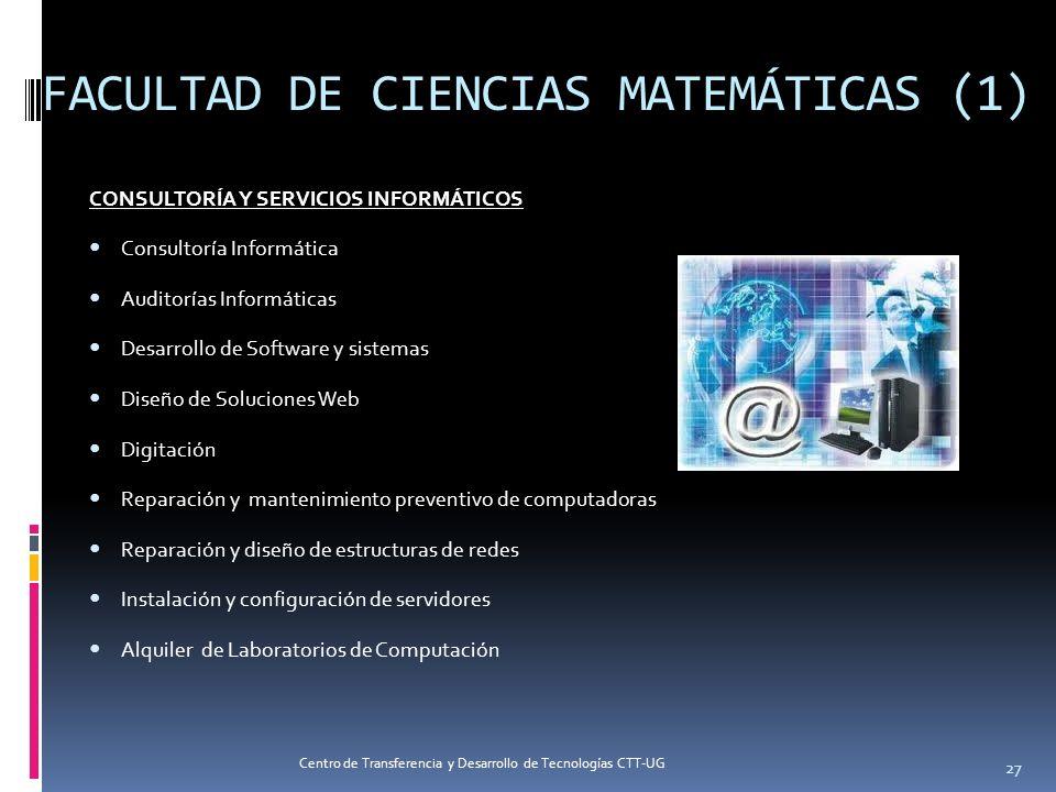 FACULTAD DE CIENCIAS MATEMÁTICAS (1)