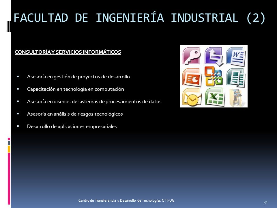 FACULTAD DE INGENIERÍA INDUSTRIAL (2)