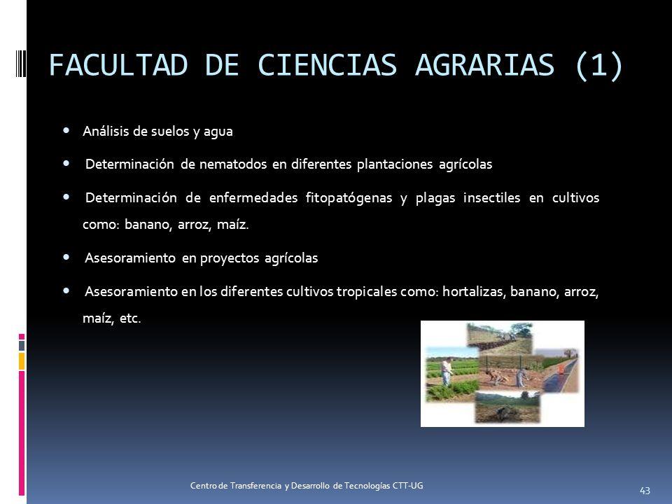 FACULTAD DE CIENCIAS AGRARIAS (1)