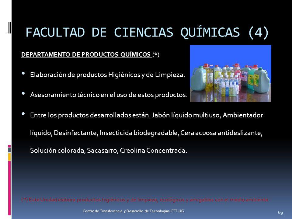 FACULTAD DE CIENCIAS QUÍMICAS (4)