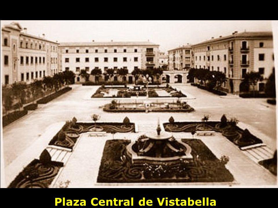 Plaza Central de Vistabella