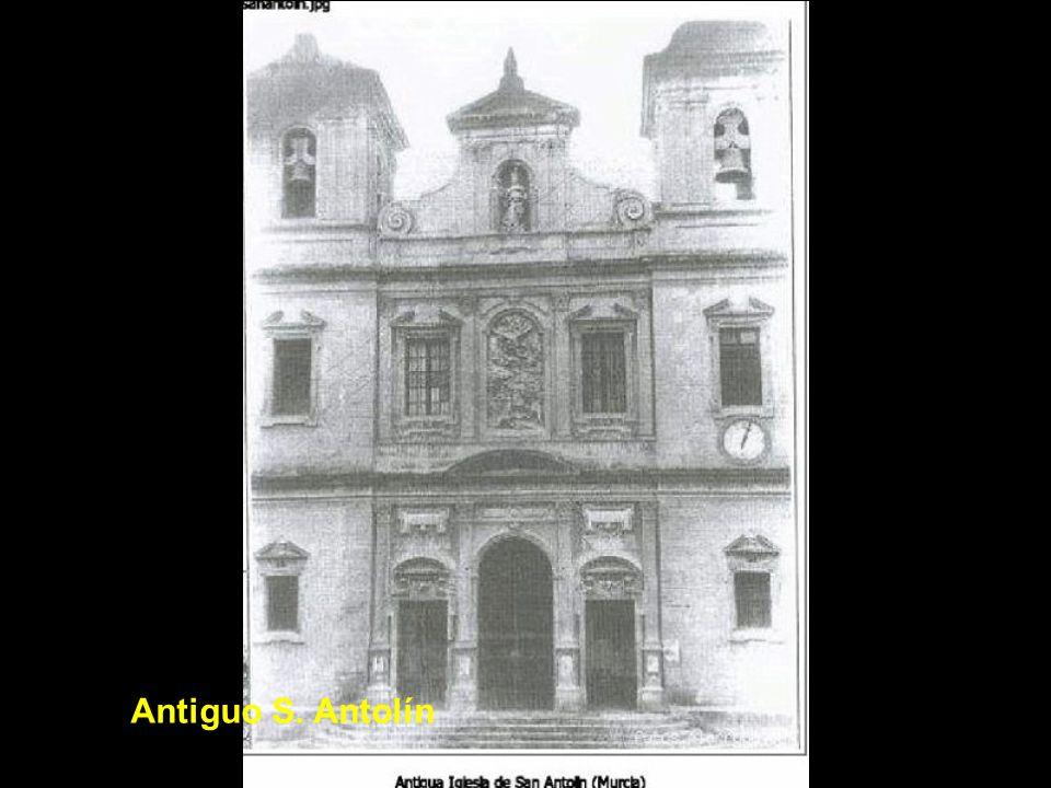 Antiguo S. Antolín