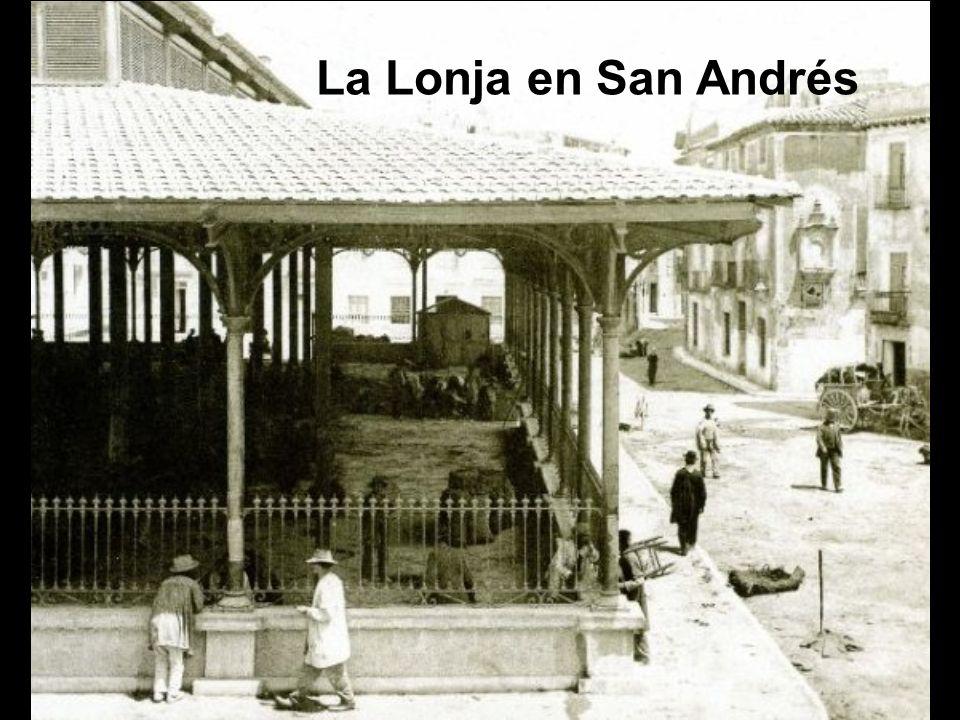 La Lonja en San Andrés