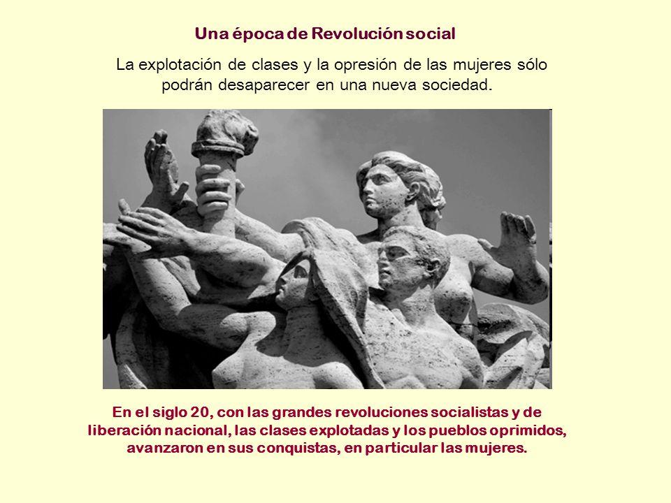 Una época de Revolución social