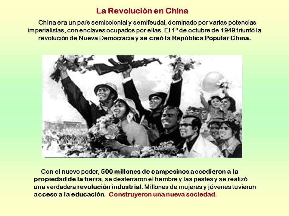 La Revolución en China