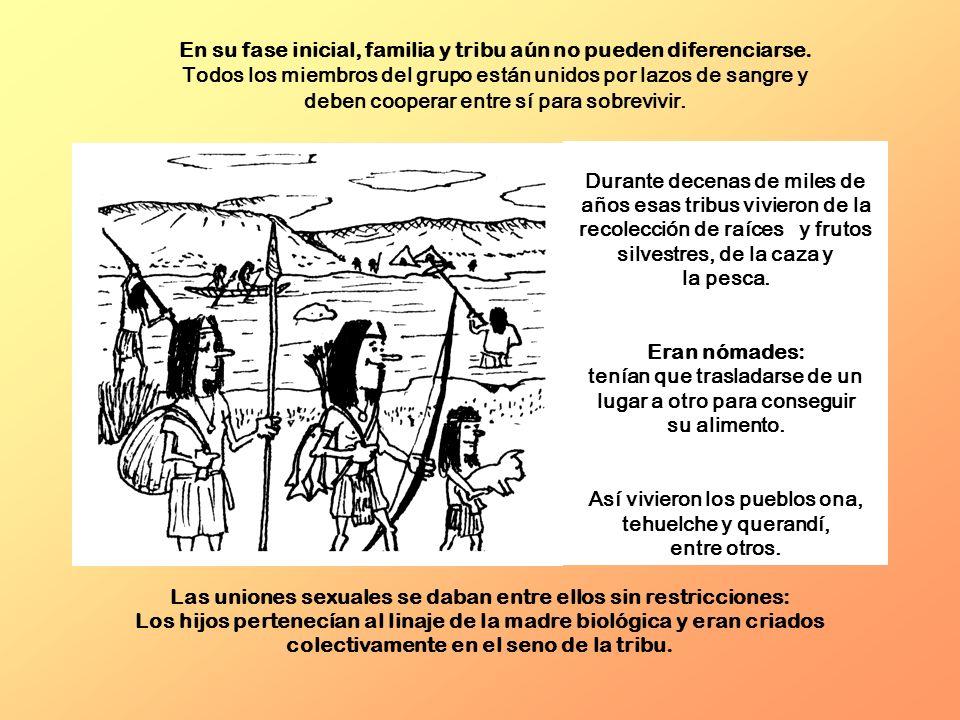 Así vivieron los pueblos ona, tehuelche y querandí, entre otros.
