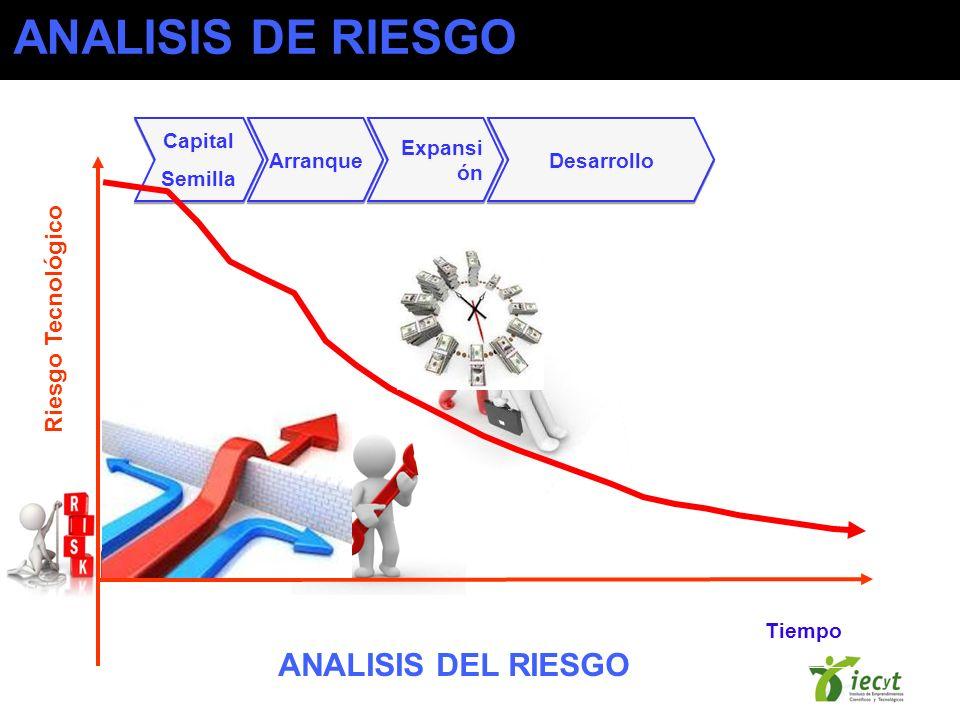 ANALISIS DE RIESGO ANALISIS DEL RIESGO Riesgo Tecnológico Capital