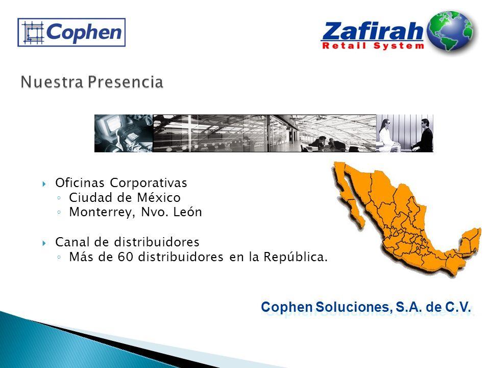 Nuestra Presencia Cophen Soluciones, S.A. de C.V.