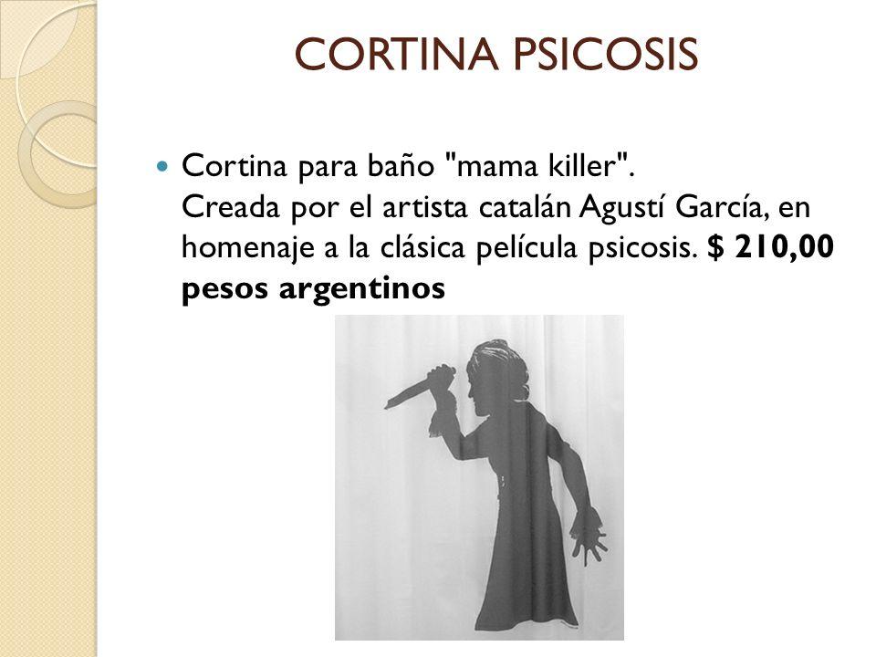 CORTINA PSICOSIS