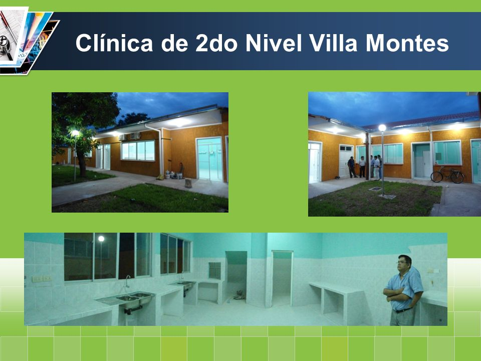 Clínica de 2do Nivel Villa Montes