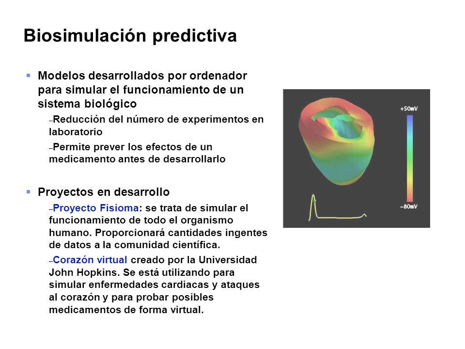 Biosimulación predictiva