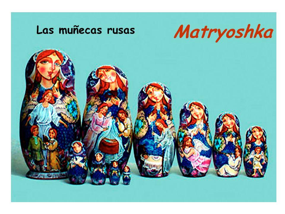 Matryoshka Las muñecas rusas