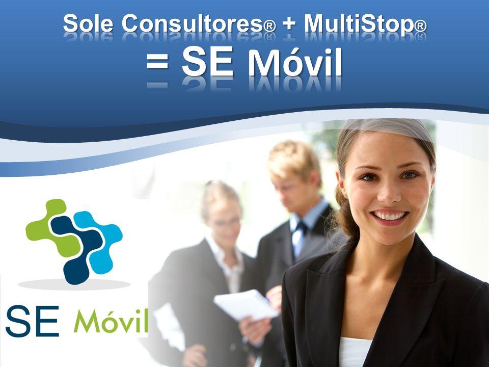 Sole Consultores® + MultiStop® = SE Móvil