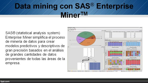 Data mining con SAS® Enterprise MinerTM