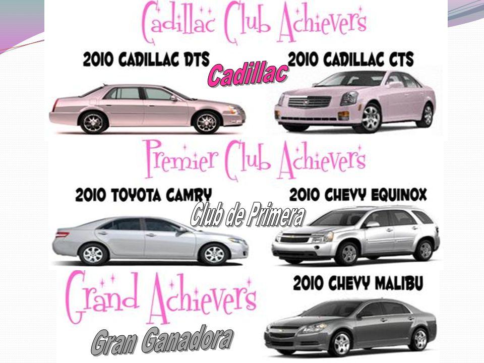 Cadillac Club de Primera Gran Ganadora
