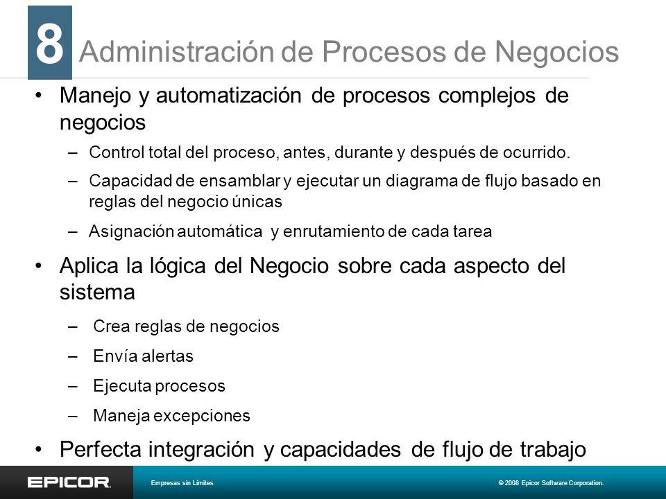 Administración de Procesos de Negocios
