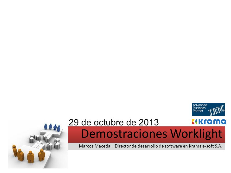 Demostraciones Worklight