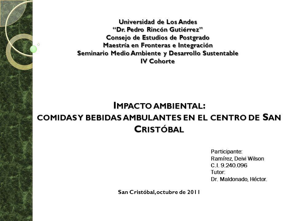 Universidad de Los Andes Dr