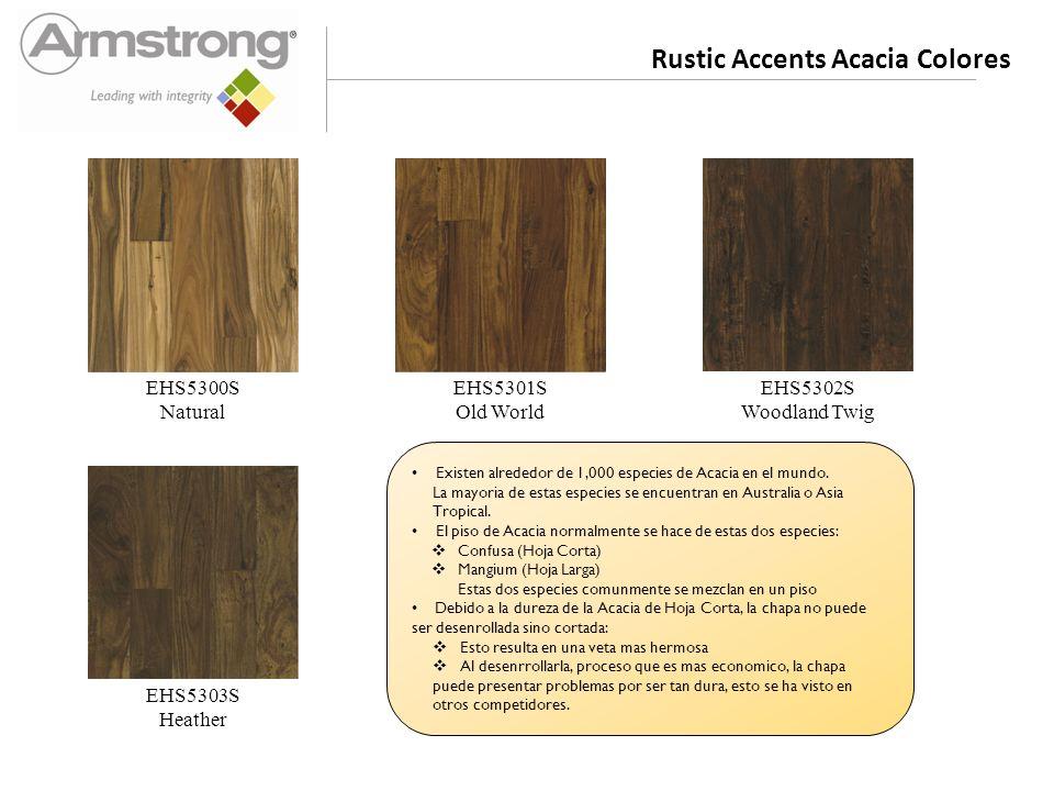 Rustic Accents Walnut Colores