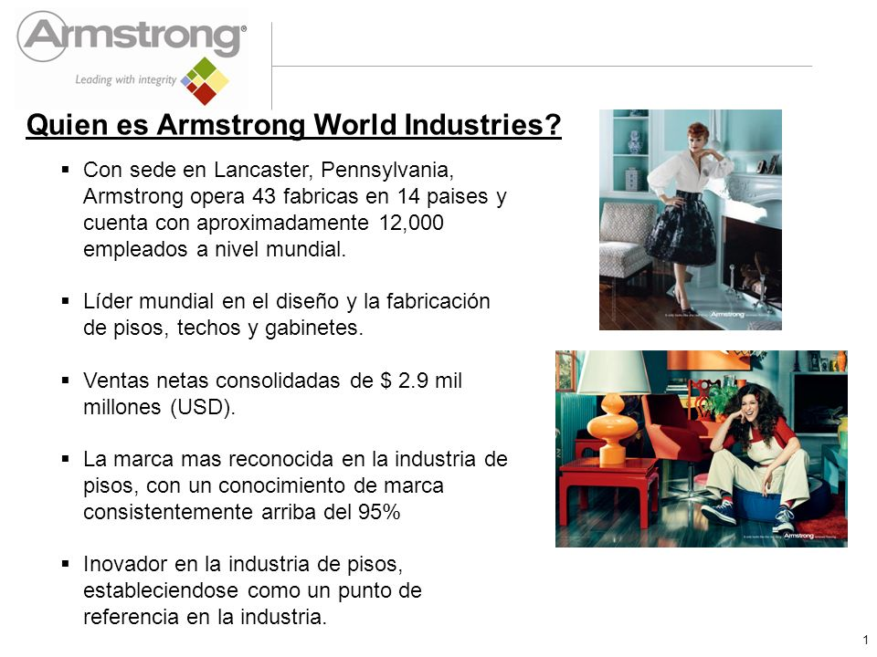 Armstrong Global Capacity
