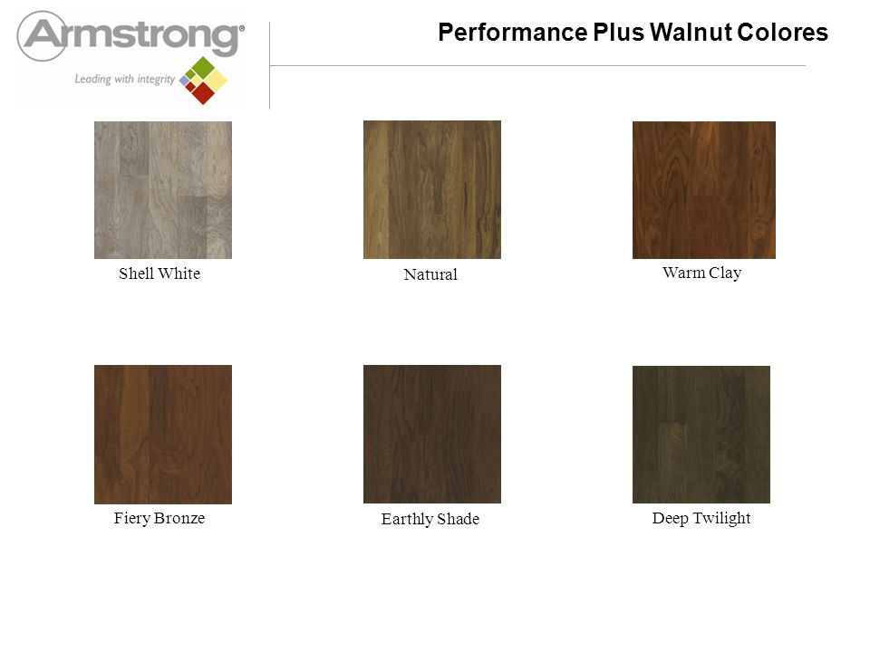 Performance Plus Oak Colores