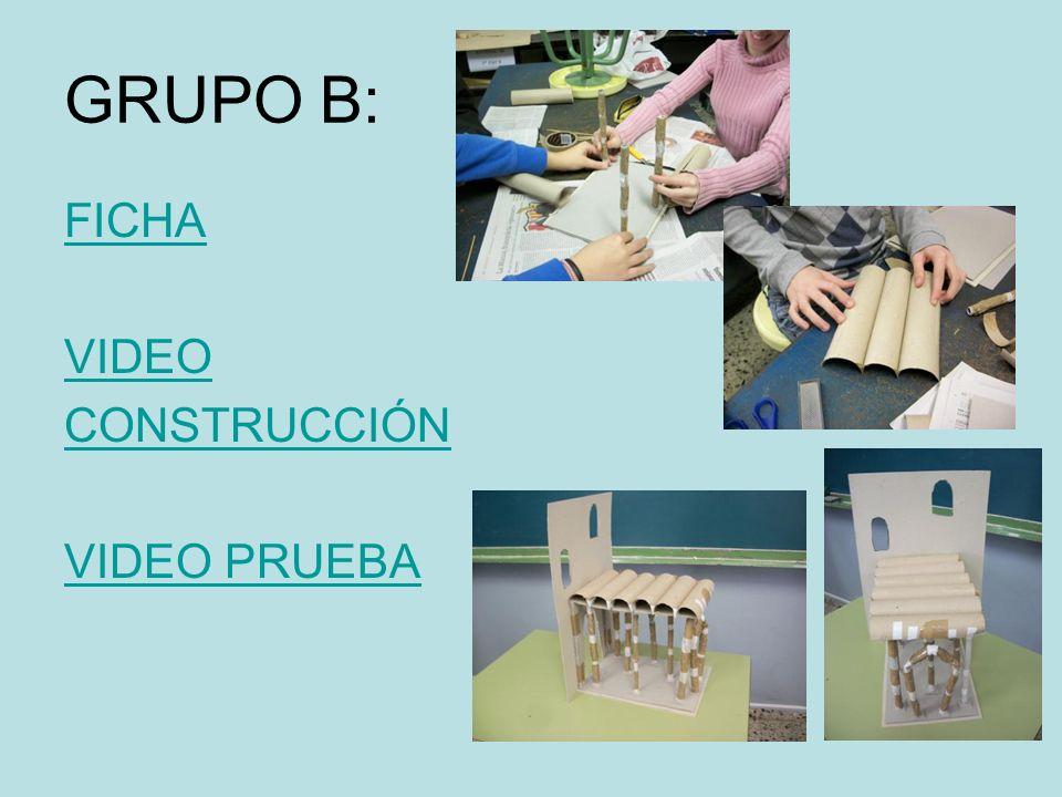 GRUPO B: FICHA VIDEO CONSTRUCCIÓN VIDEO PRUEBA