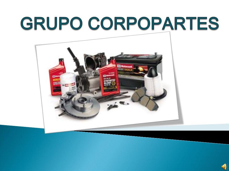 GRUPO CORPOPARTES