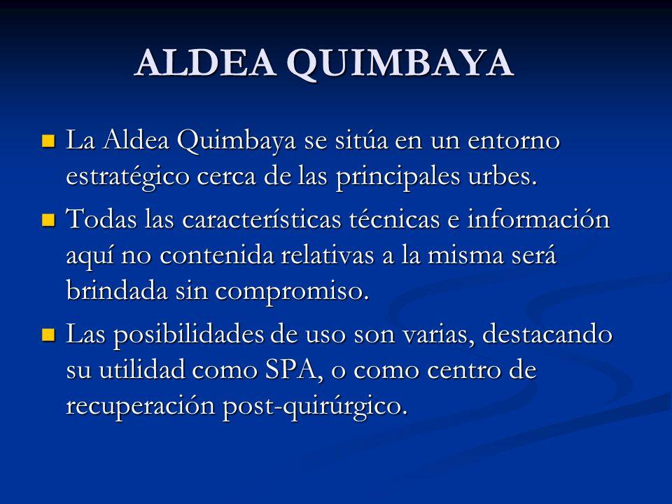 ALDEA QUIMBAYA La Aldea Quimbaya se sitúa en un entorno estratégico cerca de las principales urbes.