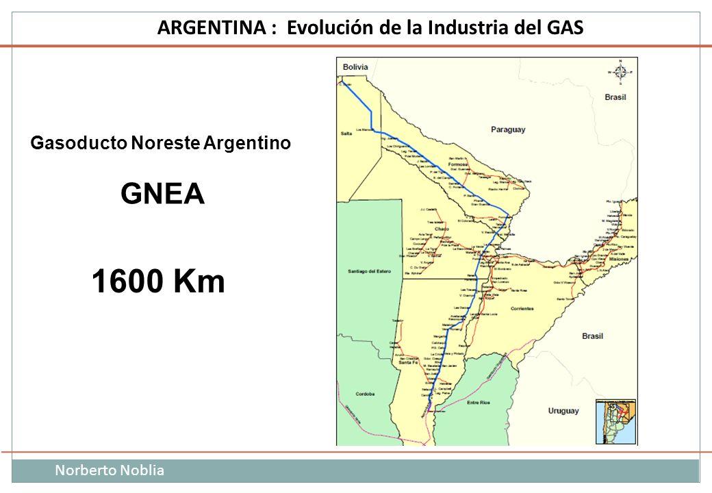 Gasoducto Noreste Argentino