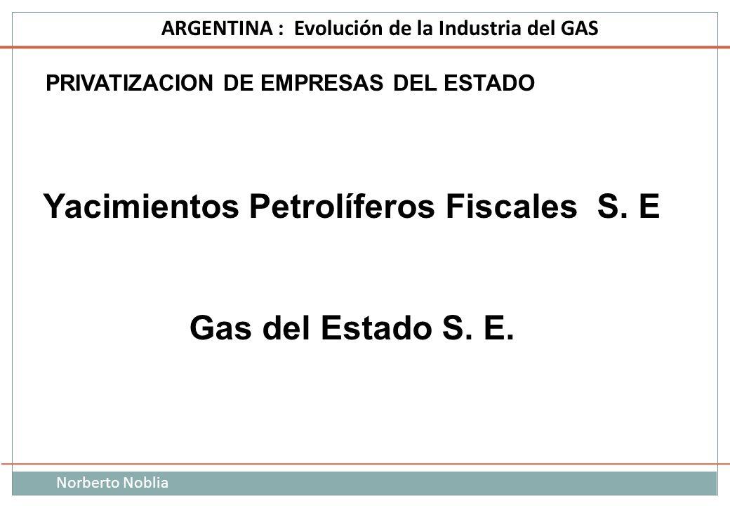 Yacimientos Petrolíferos Fiscales S. E