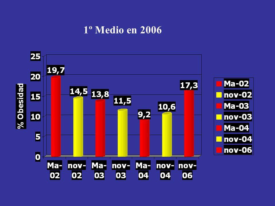 1º Medio en 2006 19