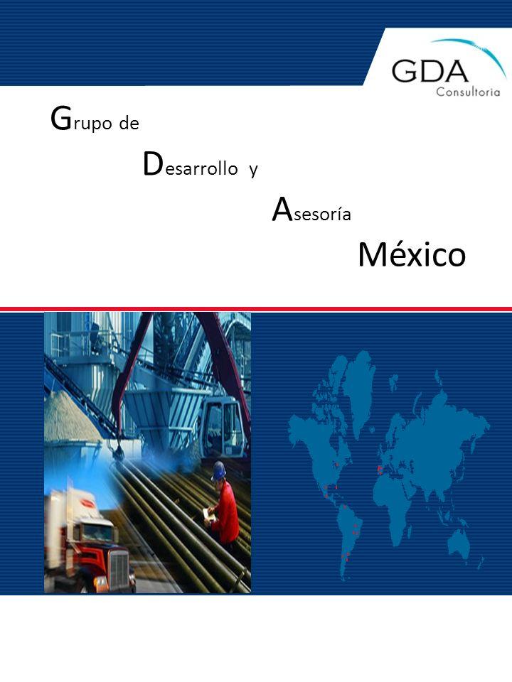 Grupo de Desarrollo y Asesoría México
