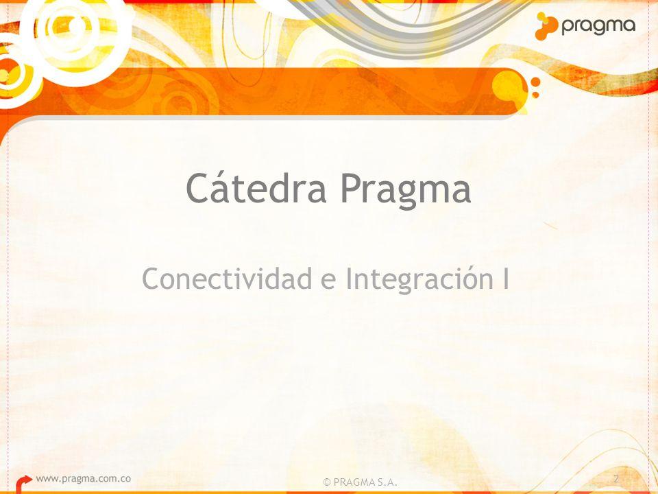 Conectividad e Integración I
