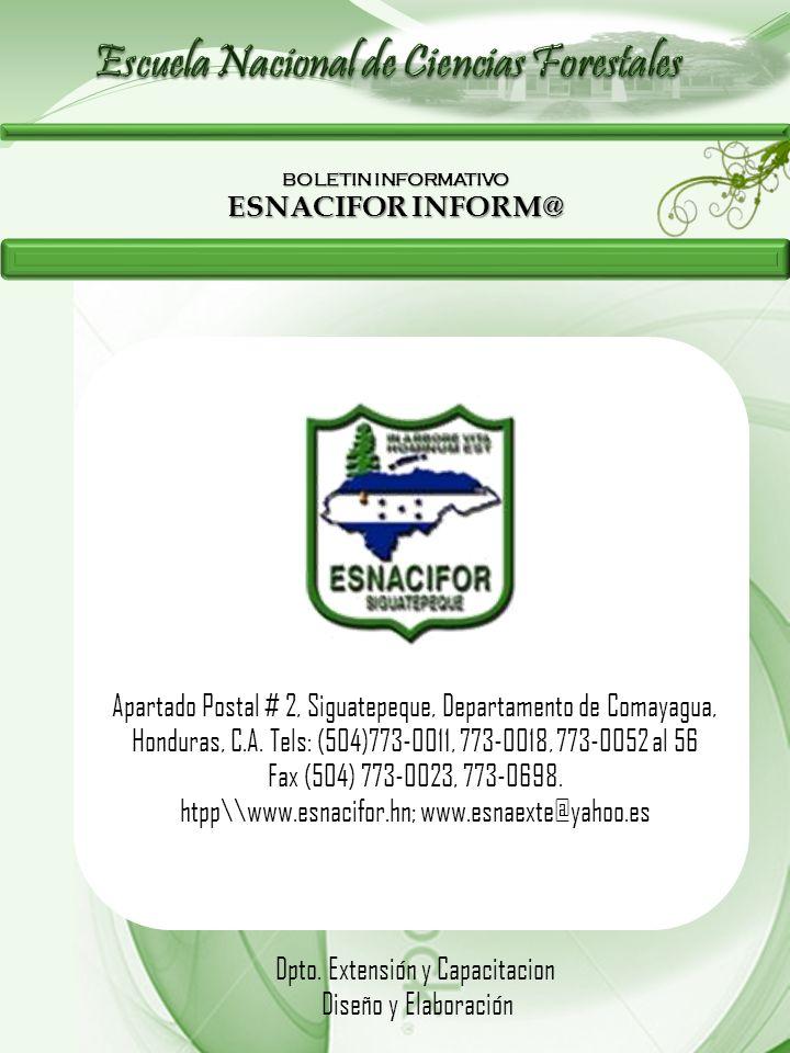 Escuela Nacional de Ciencias Forestales